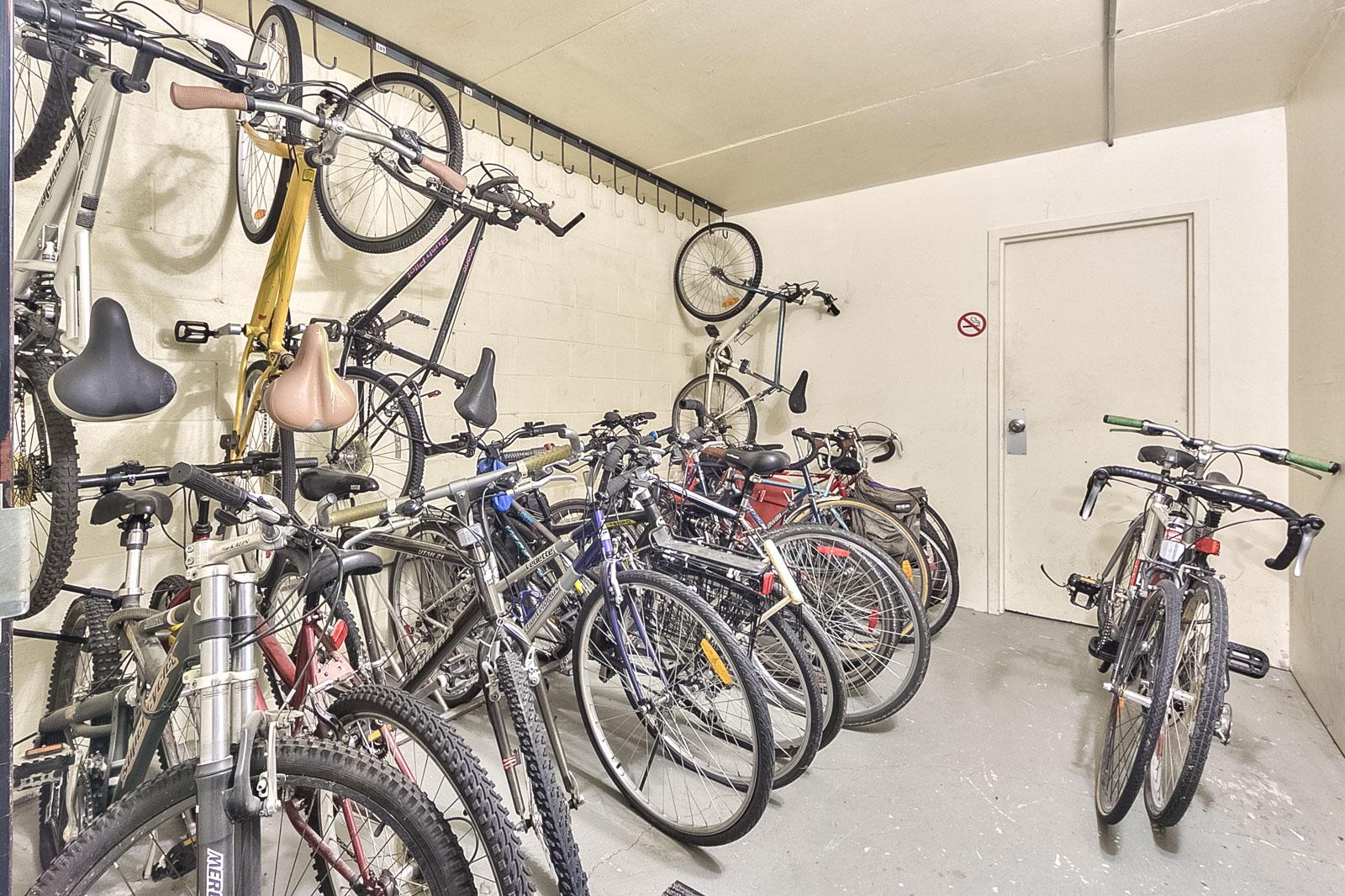 Salle à Vélo