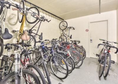 Salle de vélo